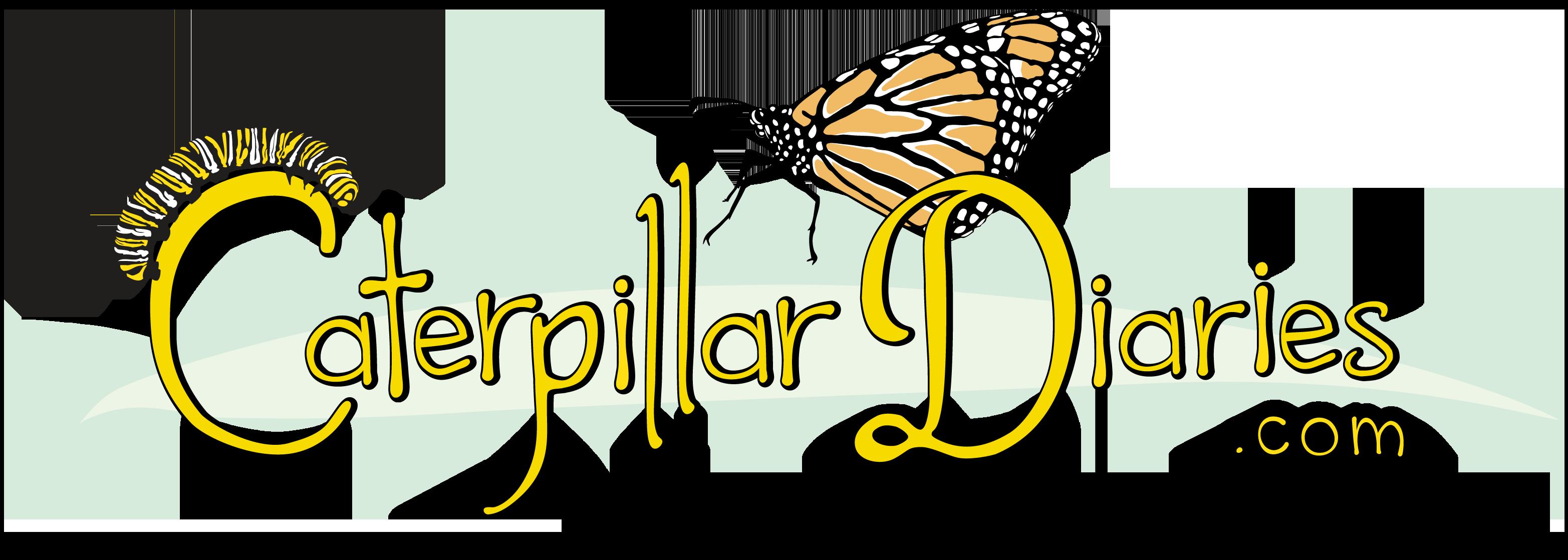 Caterpillar Diaries logo